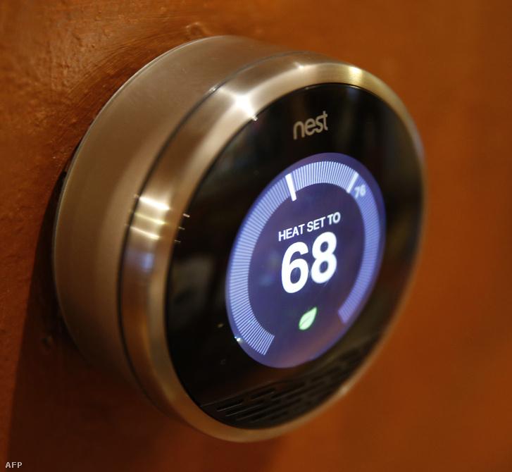 Nest wifis termosztát