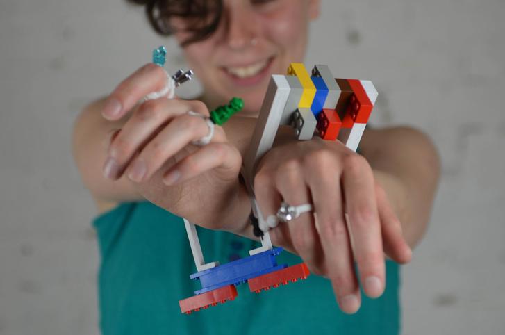 Ékszer LEGOval