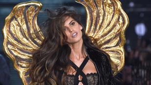 11 furán sikerült kép a Victoria's Secret showjáról