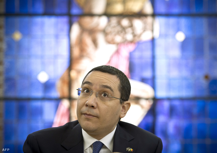 Viktor Ponta lemondásra kényszerült a kialakult helyzet miatt.