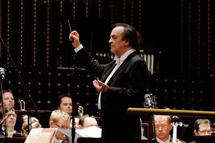 Charles Dutoit és a Bécsi Szimfonikusok