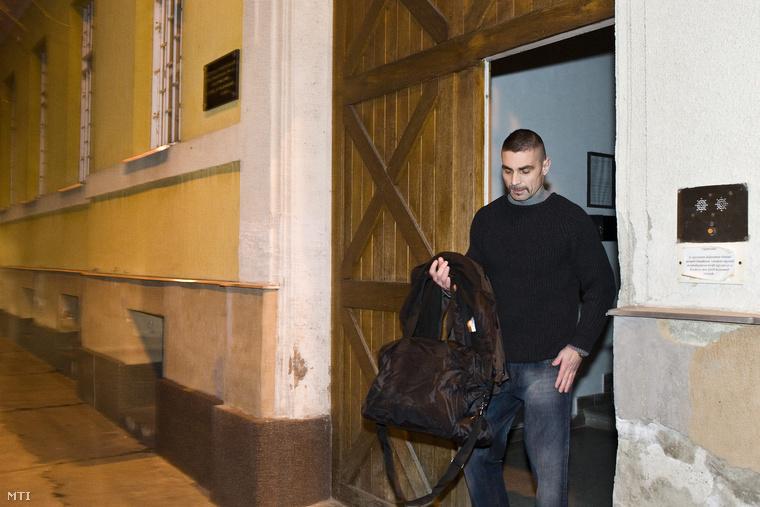 Ambrus Attila szabadulása