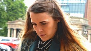 A tárgyalóteremben omlott össze a nő, aki nyolc évet kapott, mert férfinek adta ki magát