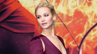 Jennifer Lawrence-nek lassan visszanő a szűzhártyája