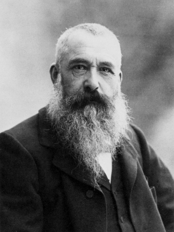 Monet 1899-ben