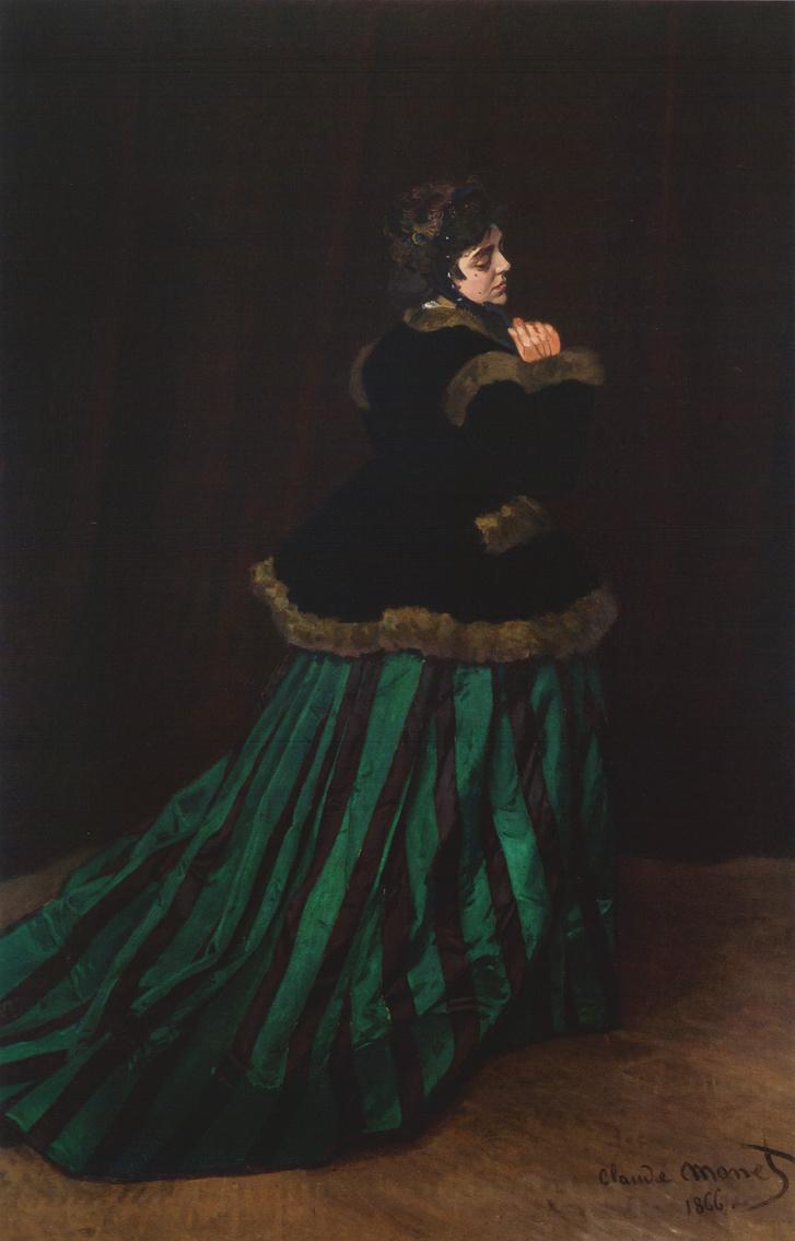 Monet - Camille