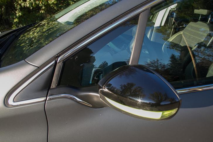 Sok autón van mostanában ilyen háromszögablak: sokkal hasznosabb, mint a kettéágazó tetőoszlop