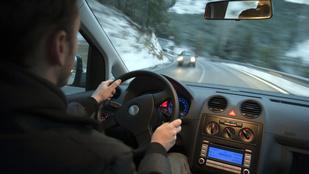 Elfogták a rendőrök a Sopronnál életveszélyesen vezető sofőrt
