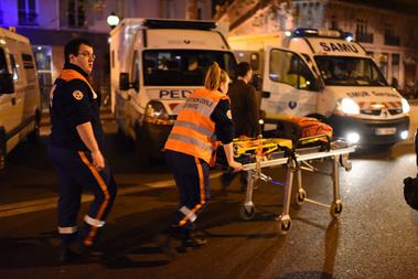 A helyszínre 100-120 mentő érkezett ki, minden sérültet elláttak.
