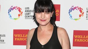 Az NCIS színésznőjét már megint megtámadta egy csöves