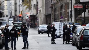 Azonosíthatták a párizsi terrortámadások néhány elkövetőjét