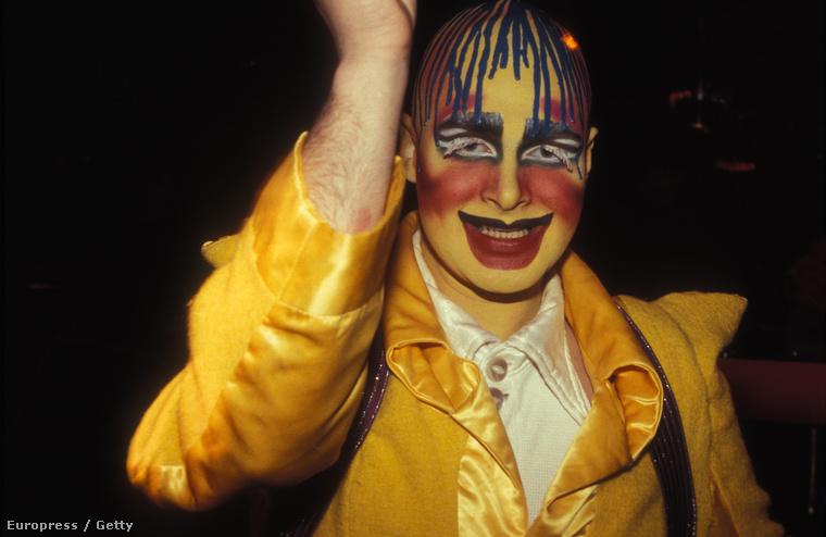 Leigh Bowery 1986-ban
