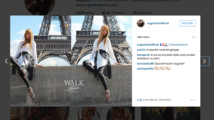 Komolyan magát reklámozza a Sugarbird a párizsi terrortámadások kapcsán?