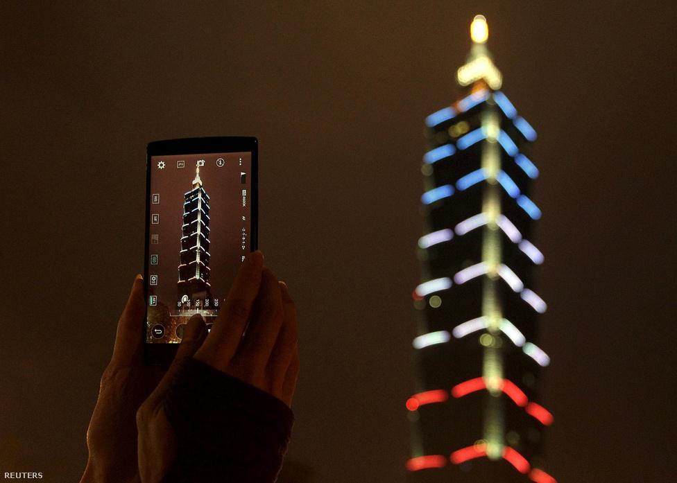 Taipei 101, Taipei, Tajvan