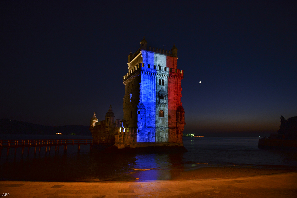 Belém-torony, Liszabon, Portugália
