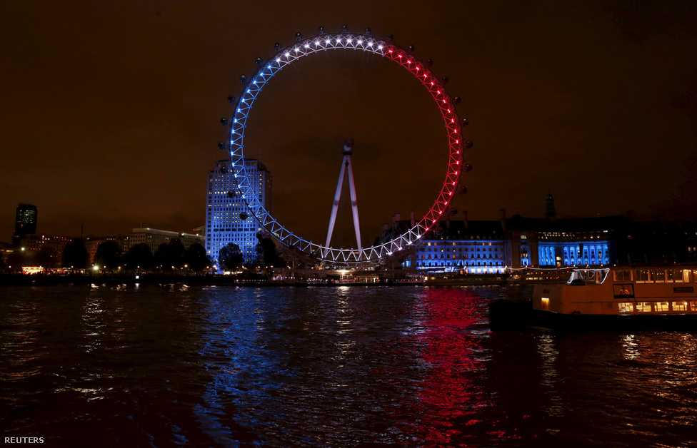London Eye, London, Nagy-Britannia