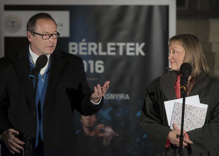 Szabó-Stein Imre és Vigh Andrea
