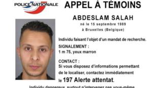 A francia rendőrség körözést adott ki az egyik merénylőre