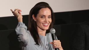 Angelina Jolie túl sovány volt a plasztikai műtéthez
