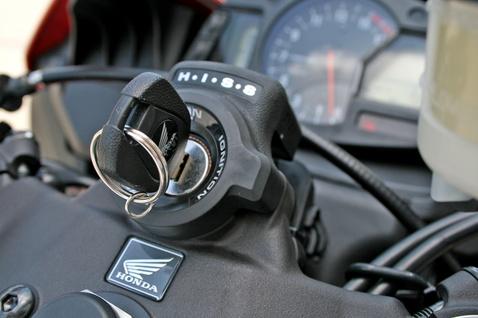 Tipikus Honda: igényes kidolgozás, HISS indításgátló