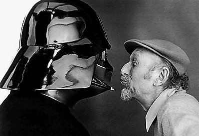 25 extremely rare star wars photos 10