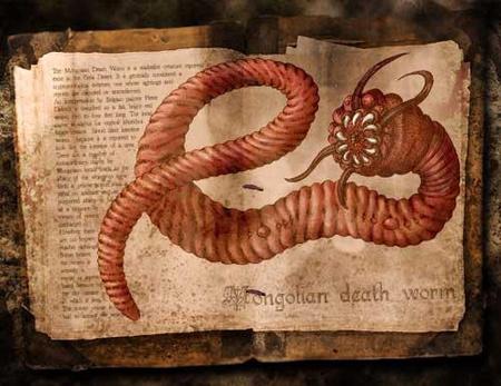 worm450