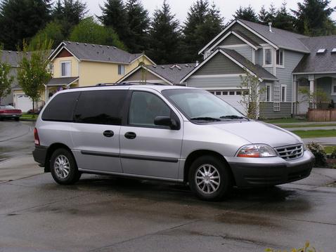 Ford Windstar FWD Van