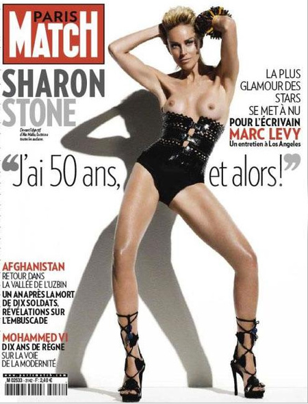 Forrás: Paris Match