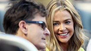 Charlie Sheen volt felesége évek óta tudhatta, hogy a színész HIV-fertőzött