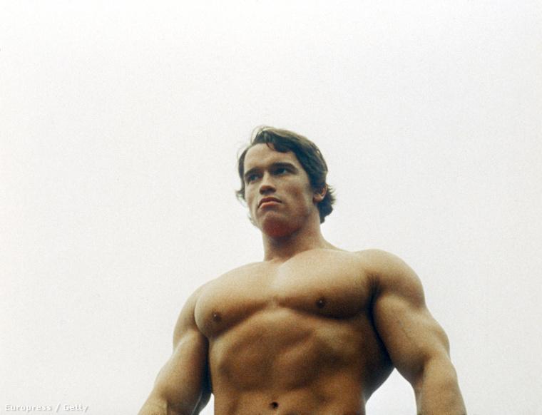 Arnold Schwarzenegger 1969-ben. Ekkor még angolul se nagyon tudott, nemhogy egy amerikai államot kormányozni