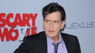 Charlie Sheen évtizedeket bulizott át, mielőtt megfertőződött
