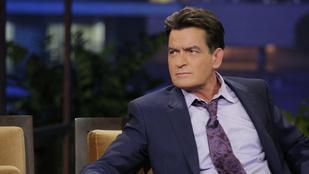 Állítólag létezik egy videó, amin Charlie Sheen bedrogozva szexel egy másik férfival
