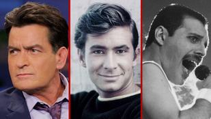Nem Charlie Sheen az első híresség, aki sokáig titkolta, hogy HIV-pozitív
