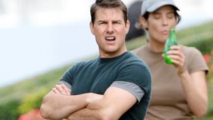 Tom Cruise izomállapota több mint kielégítő
