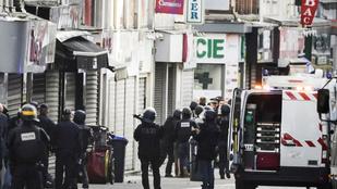 Két terrorista meghalt a hajnalban kezdődött párizsi lövöldözés után
