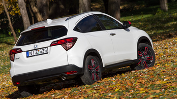 Honda HR-V 1.6 i-DTEC Executive - 2015.