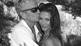 Catherine Zeta-Jones-ék 15 éve házasok