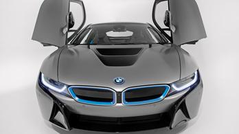 Búcsúzik a BMW i8