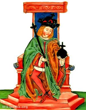 I. Károly a Thuróczi-krónikában