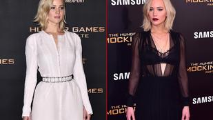 Jennifer Lawrence azt se tudja, feketében vagy fehérben szexiskedjen-e