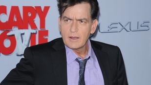 A pornóvilág pánikol Sheen HIV-fertőzése miatt