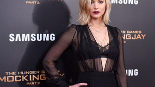 True Story: Jennifer Lawrence kificamította a lábujját alvás közben