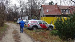 Holtan találtak egy anyát és gyermekét Kecskemétnél