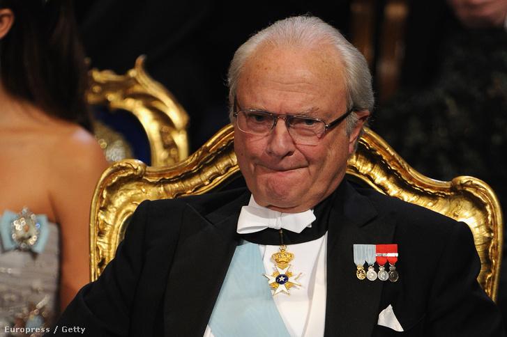 XVI. Carl Gustaf