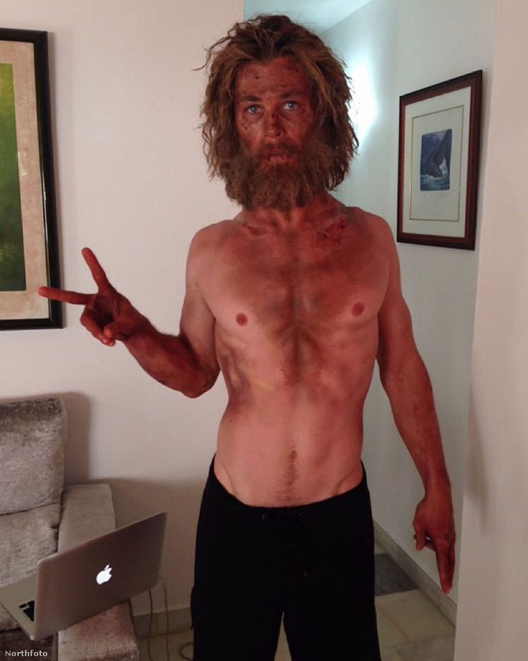 Chris Hemsworth 2015-ben :-(