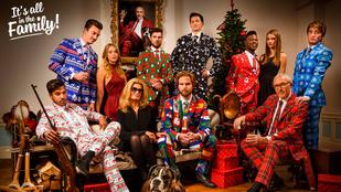 05fd1592bf Beköszöntött a ronda karácsonyi öltönyök időszaka
