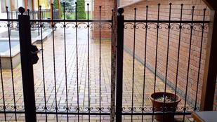 A kerítés, ami legyőzte a tolvajt