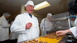 Napi royal: Károly és a csokoládégyár