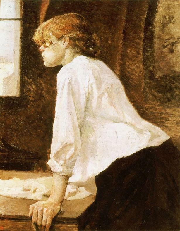 A mosónő (1889)