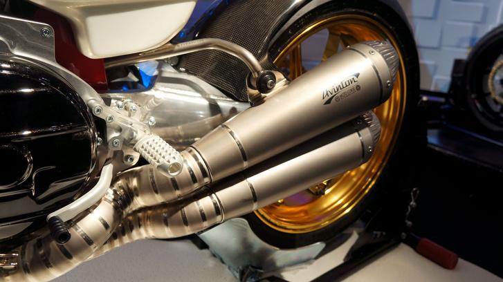 Csodálatos kipufogók (Moto Corse Edition)